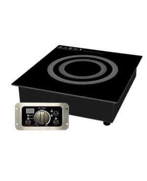 Spt Appliance Inc. Spt 1000 Watt Built-In Hold Only Induction Warmer  - Black