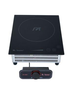Spt Appliance Inc. Spt 2100W Mini-Induction (Built-In/Countertop 220V)  - Black
