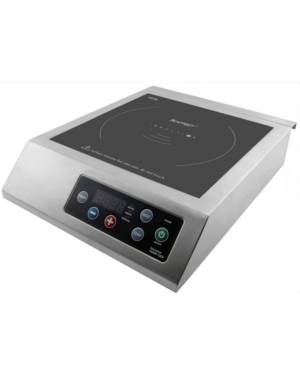 """BergHOFF Professional 16"""" Induction Cook Top  - Silver"""