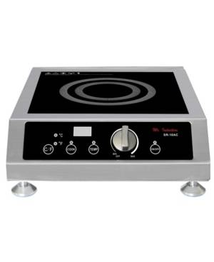 Spt Appliance Inc. Spt 1800 Watt Commercial Induction Countertop Range  - Black