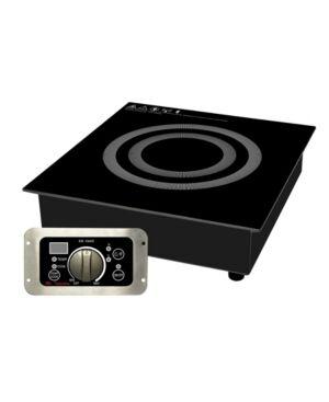 Spt Appliance Inc. Spt 1800 Watt Commercial Induction Built-In Range  - Black