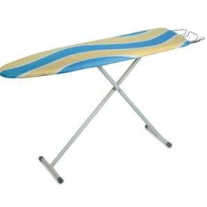 Honey Can Do Ironing Board with Iron Rest  - Multi