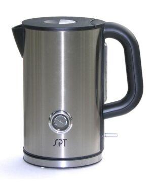 Spt Appliance Inc. Spt 1.7L Cordless Kettle with Temperature Display  - Platinum