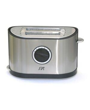 Spt Appliance Inc. Spt 2-Slot Stainless Steel Toaster  - Platinum