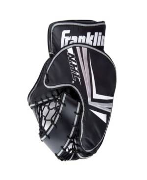"Franklin Sports Nhl Gc 130 Jr. 11"" Goalie Catch Glove  - Black Whit"