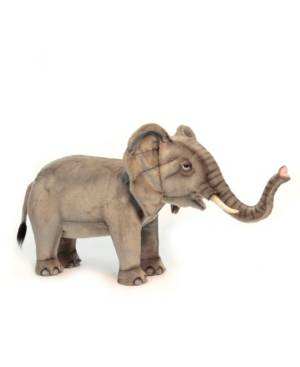 Hansa Elephant Seat Plush Toy