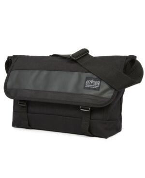 Manhattan Portage Small Hell's Kitchen Messenger Bag  - Black