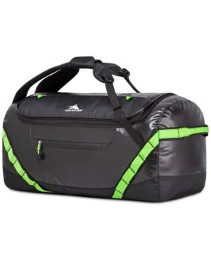 "High Sierra Kennesaw 24"" Sport Backpack Duffle  - Black"