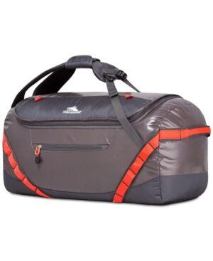 """High Sierra Kennesaw 24"""" Sport Backpack Duffle  - Charcoal"""