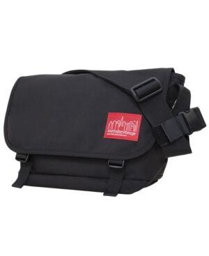 Manhattan Portage Medium Straphanger Messenger Bag  - Black