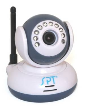Spt Appliance Inc. Spt Additional camera for use with Sm-1024K receiver  - White