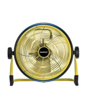 Geek Aire CF1 12-In. Rechargeable Outdoor High Velocity Fan  - Yellow