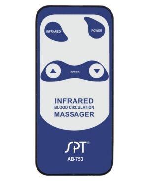 Spt Appliance Inc. Infrared Blood Circulation Massager  - Blue