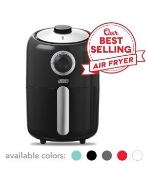 Dash Compact Air Fryer  - Black