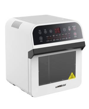 Gowise Usa 12.7-Qt 15-in-1 Air Fryer Oven with 10 Accessories  - White