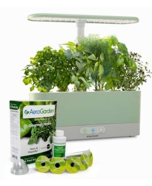 AeroGarden Harvest Slim with Gourmet Herbs Seed Pod Kit  - Sage