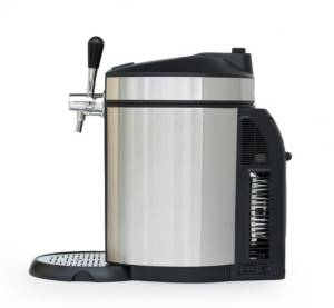 Spt Appliance Inc. Spt Mini Kegerator and Dispenser  - Platinum