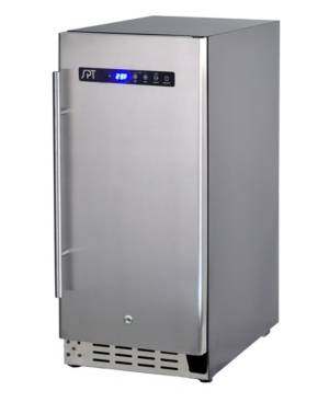 Spt Appliance Inc. Spt 2.9 cubic feet Stainless Steel Under-Counter Beer Froster