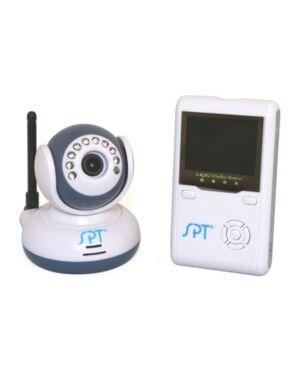 Spt Appliance Inc. Spt 2.4GHz Wireless Digital Baby Monitor Kit  - White