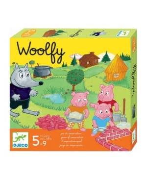 Asmodee Editions Woolfy Family Board Game