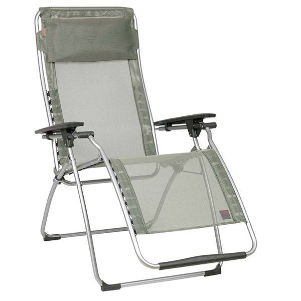 Relax The Back Lafuma Futura Outdoor Recliner Forest