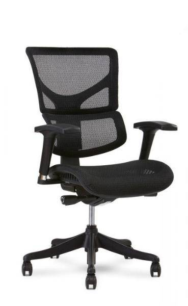 X-Chair X2 Executive Task Chair / Red K-Sport