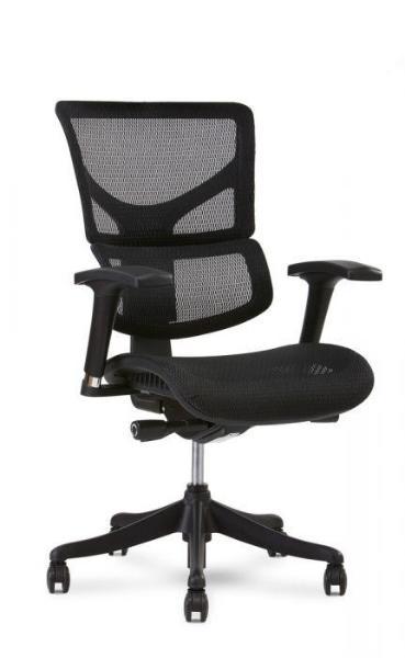 X-Chair X2 Executive Task Chair / White K-Sport
