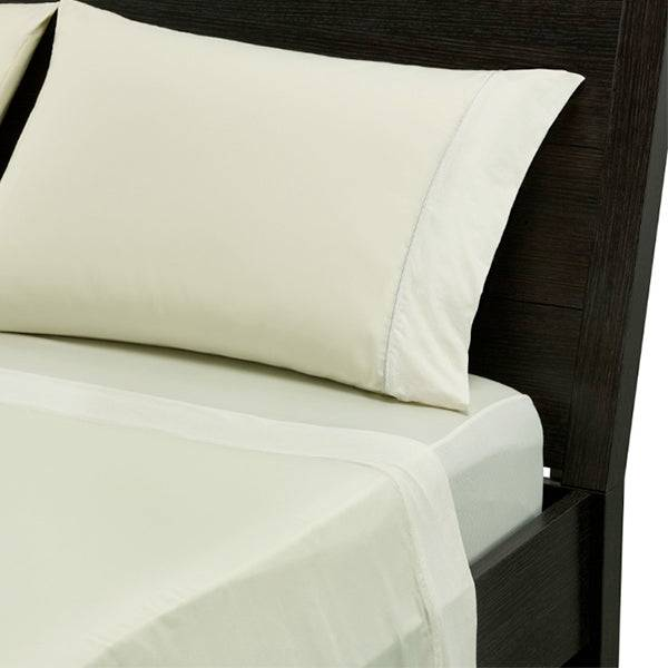 Bedgear Hyper-Cotton Quick Dry Performance Sheets Twin Long - 38x80 / White