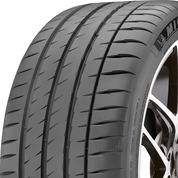 Michelin Pilot Sport 4 S Passenger Tire, 305/25ZR20XL, 09881
