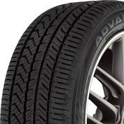 Yokohama Advan Sport A/S+ Passenger Tire, 245/40R18 / 4 Ply, 110140636