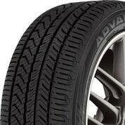 Yokohama Advan Sport A/S+ Passenger Tire, 245/45R20 / 4 Ply, 110140664