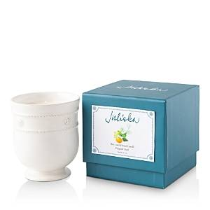 Juliska Berry & Thread Kitchen Whitewash Scented Candle, Fragrant Herb  - No Color
