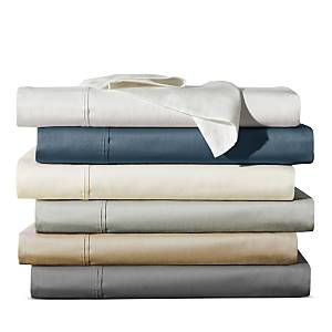 Brielle Home Sateen Sheet Set, Queen - 100% Exclusive  - Charcoal - Size: Queen