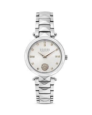 Versace Versus Versace Covent Garden Watch, 32mm  - Female - Silver