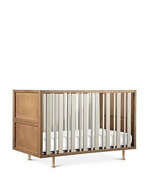 Nursery Works Novella Convertible Crib  - Unisex - Ashh/Ivory