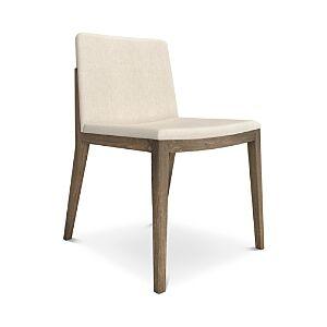 Huppe Moment Dining Chair  - Birch Smoke/Nubia