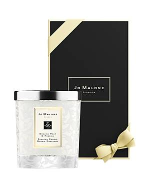 Jo Malone London English Pear & Freesia Home Candle with Lace Design - 100% Exclusive  - Female - No Color