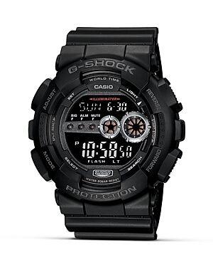 G-Shock Xl Digital Watch, 49mm  - Male - Black