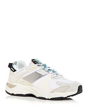 Puma x Helly Hansen Men's Lqd Cell Extol Low Top Sneakers  - Male - Gray - Size: 9.5