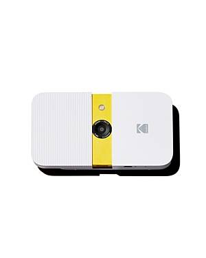 Kodak Smile Instant Print Digital Camera  - Male - White/Yellow