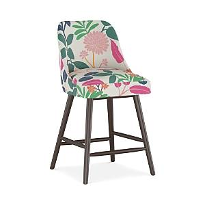 Sparrow & Wren Anita Printed Counter Stool - 100% Exclusive  - Summer Garden Multi