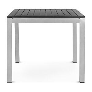 Safavieh Onika Square Dining Table  - Black/Gray