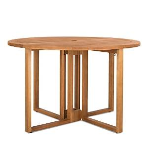 Safavieh Wales Round Dining Table  - Natural