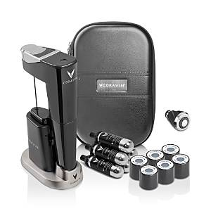 Coravin Model Eleven 6-Piece Wine Accessories Bundle  - Black