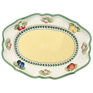 Villeroy & Boch French Garden Fleurence Platter, 14.5  - Fleurence
