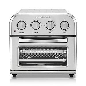 Cuisinart Air Fryer Toaster Oven  - Silver - Size: Model TOA-28