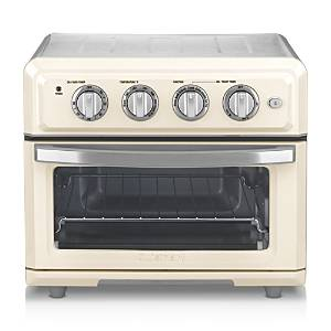 Cuisinart Air Fryer Toaster Oven Toa-60CRM  - Cream - Size: Model TOA-60CRM