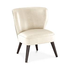 Sparrow & Wren Maya Armless Chair  - Majestic Oyster