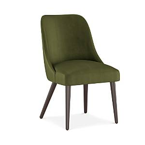 Sparrow & Wren Anita Rounded Back Dining Chair - 100% Exclusive  - Emerald Green