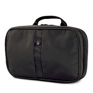 Victorinox Swiss Army Lifestyle Accessories 4.0 Zip-Around Travel Kit  - Black